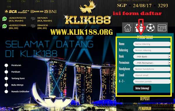 Form KLIK188